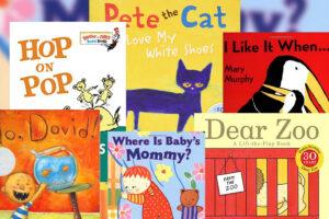 子供たちが夢中になる!英語の絵本 6冊