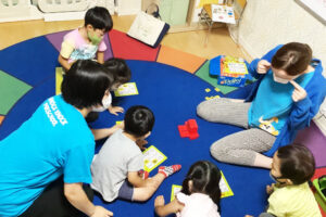 幼稚園の後は英語で過ごす! After Kinder クラスの一日