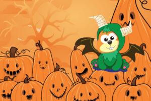 Baby Halloween Party 2021 / 0 – 2 歳のハロウィンパーティー